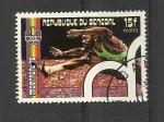 Sellos del Mundo : Africa : Senegal : Montreal