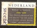 Sellos del Mundo : Europa : Holanda : Centenario del Código Penal.