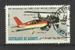 Sellos del Mundo : Africa : Djibouti :  Amiversario aero-club
