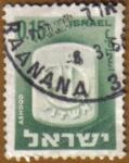 Sellos de Asia - Israel -  ASHDOD