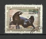 Sellos de Africa - Guinea Ecuatorial -  II Centenario Ind.USA
