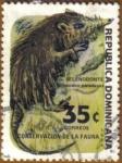 Sellos del Mundo : America : Rep_Dominicana : Selenodonte