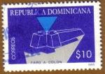 Sellos del Mundo : America : Rep_Dominicana : Faro a Colon