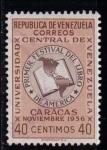 Sellos del Mundo : America : Venezuela :  Universidad Central e Venezuela