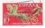 Sellos de Europa - España -  Alegorías        (Q)