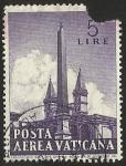 Sellos del Mundo : Europa : Vaticano : POSTA AEREA VATICANA