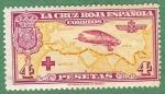 Sellos de Europa - España -  Pro Cruz Roja Española.-Edifil 348