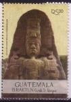 Sellos de America - Guatemala -  13 B'aktun