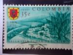 Sellos de America - Colombia -  San Gil-Bella Isla lugar de Turísmo
