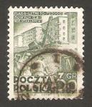 Sellos de Europa - Polonia -  627 - Construcción
