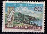 Sellos de Europa - Hungría -  Paisajes. Lago Balaton