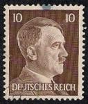 Sellos del Mundo : Europa : Alemania : Adolf Hitler