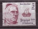 Sellos de Europa - Andorra -  serie- Coprincipes episcopales