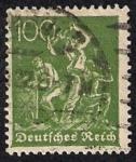 Sellos de Europa - Alemania -  Minero