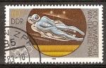 Sellos de Europa - Alemania -   XIV Juegos Olímpicos de Invierno(Sarajevo)1984-DDR.