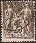 Sellos del Mundo : Europa : Francia : Clásicos - Francia