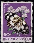 Sellos de Europa - Hungría -  2395- Mariposas