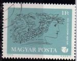 Sellos de Europa - Hungría -  2422- Año Internacional de la Mujer