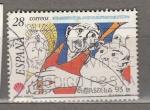 Sellos de Europa - España -  Compostela  (533)