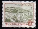 Sellos de Europa - Hungría -  2267-Cent. unificación Buda, Pest y Obuda