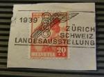 Sellos de Europa - Suiza -  PRO JUVENTUTE