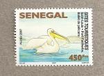 Sellos del Mundo : Africa : Senegal : Lugares turísticos