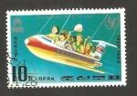 Sellos de Asia - Corea del norte -  1566 - 30 anivº del día del niño