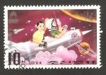 Sellos del Mundo : Asia : Corea_del_norte :  1569 - 30 Anivº del Día del Niño