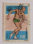 Sellos del Mundo : America : Uruguay : Olimpiadas Montreal 1976