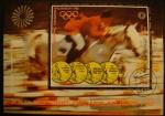 Sellos del Mundo : Asia : Emiratos_Árabes_Unidos : YAR. Olimpiadas Múnic 1972