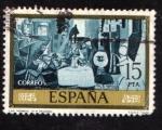 Sellos del Mundo : Europa : España : Las meninas- Picasso
