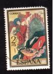 Sellos del Mundo : Europa : España : Beato C. Burgo de Osma