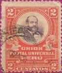 Sellos del Mundo : America : Perú : Unión Postal Universal Perú. II