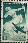 Sellos de Europa - Francia -  Aéreo - Mitología