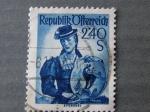 Sellos del Mundo : Europa : Austria : REPUBLIK ÖSTERREICH - KITZBÜHEL