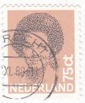 Sellos del Mundo : Europa : Holanda : REINA CRISTINA