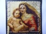 Sellos de Europa - Alemania -  500 jahre Sixtinische Madonna