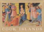 Sellos del Mundo : Oceania : Islas_Cook : Adoración de los Reyes- ISLAS COOK