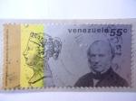Sellos de America - Venezuela -  Centenario de la Muerte de Rowland Hill