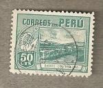 Sellos de America - Perú -  Barrio Obrero, Lima