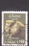 Sellos de Africa - Ghana -    Talking Drums