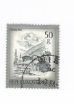Sellos de Europa - Austria -  Paisaje del Tirol