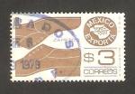 Sellos de America - México -   825 H - Exporta calzado