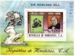 Sellos del Mundo : America : Honduras : Homenaje al Centenario de La Muerte de Sir Rowland Hill