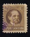 Sellos del Mundo : America : Cuba : TOMÁS ESTRADA PALMA