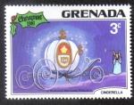 Sellos del Mundo : America : Granada : Cinderella