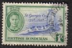 Sellos del Mundo : America : Belice : St. George's Cay 1798-1948