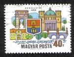 Sellos del Mundo : Europa : Hungría : Dunakanyar Vac