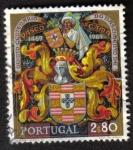 Sellos del Mundo : Europa : Portugal : Quinto Centenario del Nacimiento de VASCO DAGAMA