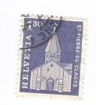 Sellos de Europa - Suiza -  St Pierre de Clages